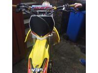 Rmz 250 spares or repair