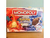 Pokemon Monopoly Kanto Edition