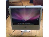 "Apple iMac G5 20"""