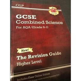 CGP GCSE revision guide