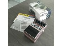 DigiTech Grunge Distiortion pedal