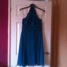 Marilyn Monroe style Halter Neck Dress