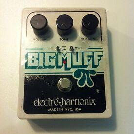 electro-harmonix tone wicker big muff