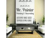 Professional Painting and Decorating