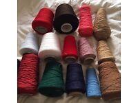 Knitting wool.lot