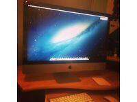 Apple iMac 27( October, 2012)