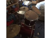 Tama Drumkit for sale-£200 ono