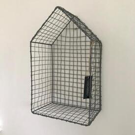 Wire house storage