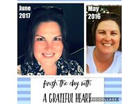 looking for a healthy lifestyle change? Contact me and I can help you.