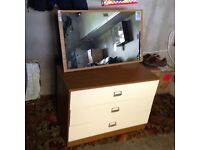 Free dressing table electric fan and coffee machine