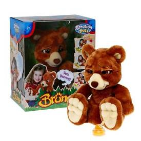 Bruno Bear (Emotion Pet) for Sale