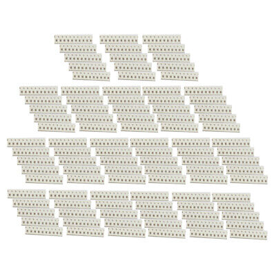 100 Pieces 0805 Smd 47pf 50v Chip Capacitor Assortment Kit 47j For Computer