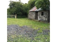Small sheds/ stables to rent, with yard & paddock. Keady area. Call 07720037626