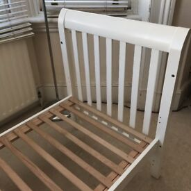 John Lewis junior bed/cotbed
