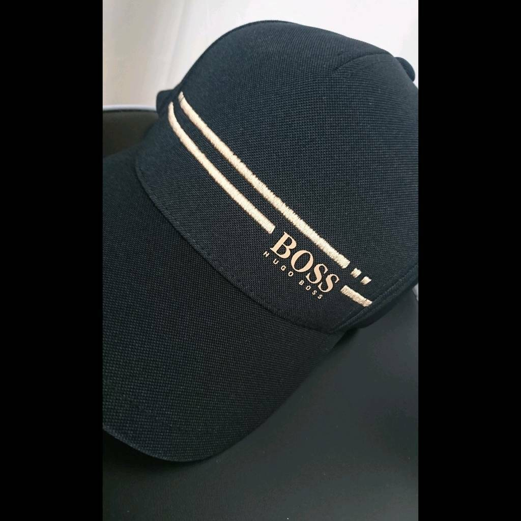 539f2f9f9c7a3 Hugo Boss Baseball Snapback Cap   Brand New   Not Gucci Or Stones island