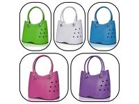 Wholesale Joblot of 1000 x Girls / Ladies Lubber Tote Bags Large & Small
