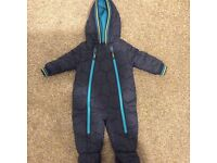 Ted Baker Snowsuit 0-3m.