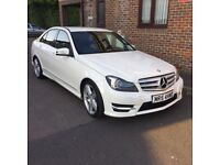 Mercedes c220 cdi amg special edition 125 automatic 2011