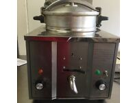 Large XL Southern Fried Chicken Pressure Fryer used abut 4 time good condition