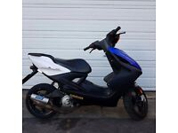 Yamaha aerox 50 cc moped