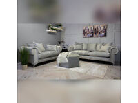 SPECIAL SOFA OFFER SALE!! Brand New Modern Luxury Imperial Sofa 3+2 Seater!!