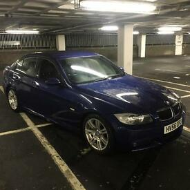 2007 BMW 320d m sport may swap