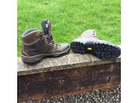 Hiking boots by Scarpa