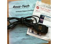 VCDS (VAGCOM) Diagnostic Scan+Coding+Adaptations for VW,Audi,Seat,and Skoda