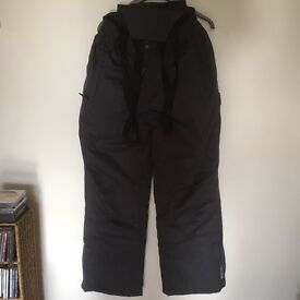 SKIWEAR, MENS AND WOMENS, USED ONCE.