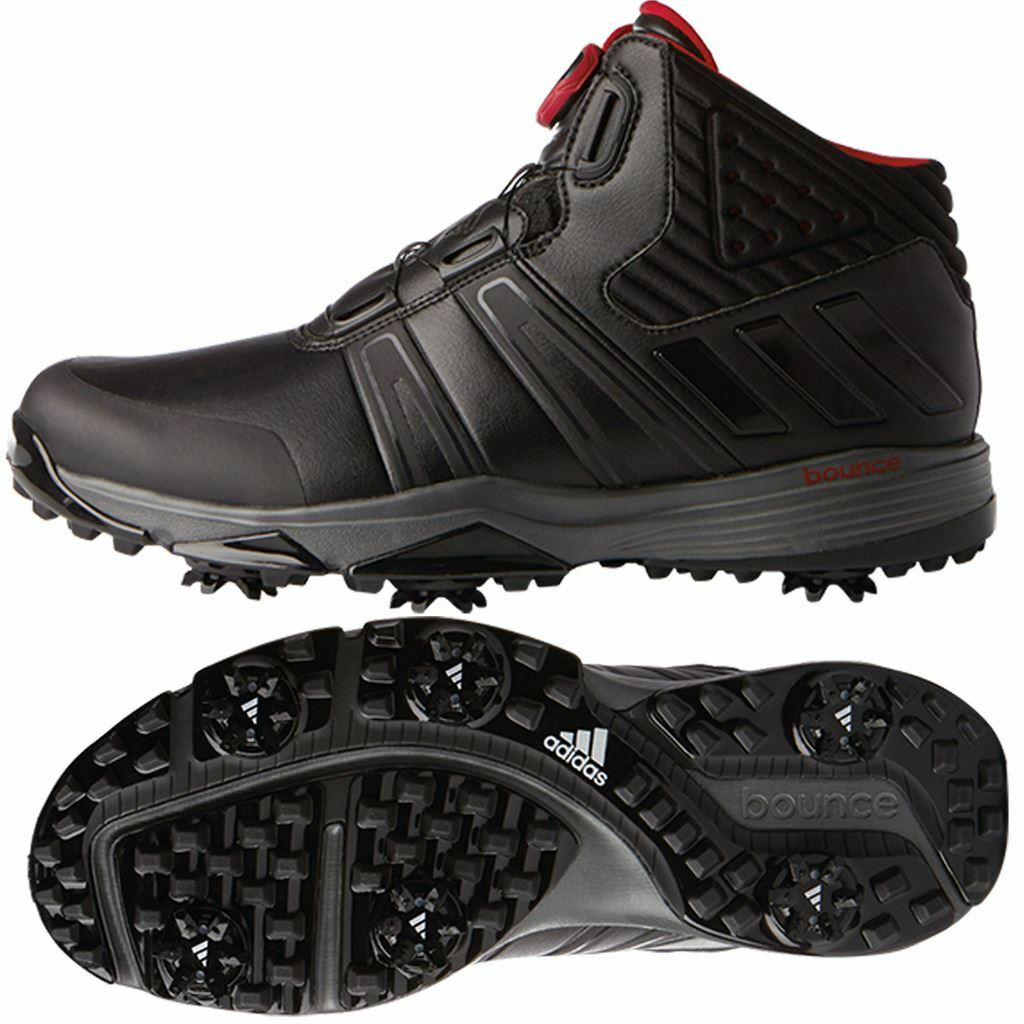Adidas Golf 2019 Mens Climaproof Boa Wide Fit Waterproof Golf Shoes Winter Boots Ebay