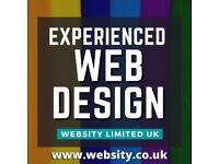 Experienced UK Based Website Designer| Logo & Graphic Design | 100% Personalised Service Guaranteed