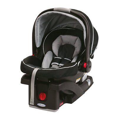 Купить Graco 1893807 - Graco SnugRide Click Connect 35 Infant Car Seat, Gotham | 1893807