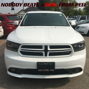 2017 Dodge Durango GT**7 PASS**REAR DUAL SCREENS**NAV**ROOF**