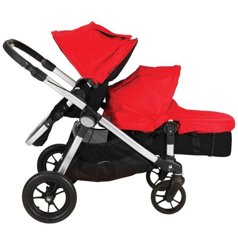 Baby Jogger City Select Twin Ebay
