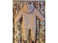 Baby coat 6-9m
