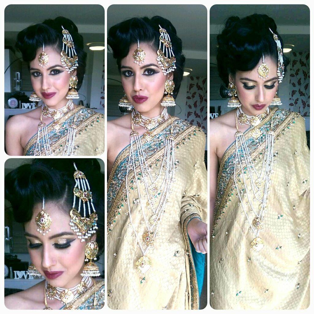 bridal hair makeup in london   make up artist services - gumtree