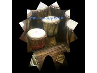 African Drumming workshop/Nottingham African drumming/Djembe drums
