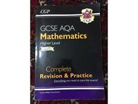 GCSE AQA Higher Maths- Revision + Practice