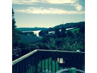 Room to rent cargreen, saltash, country surroundings with river view,