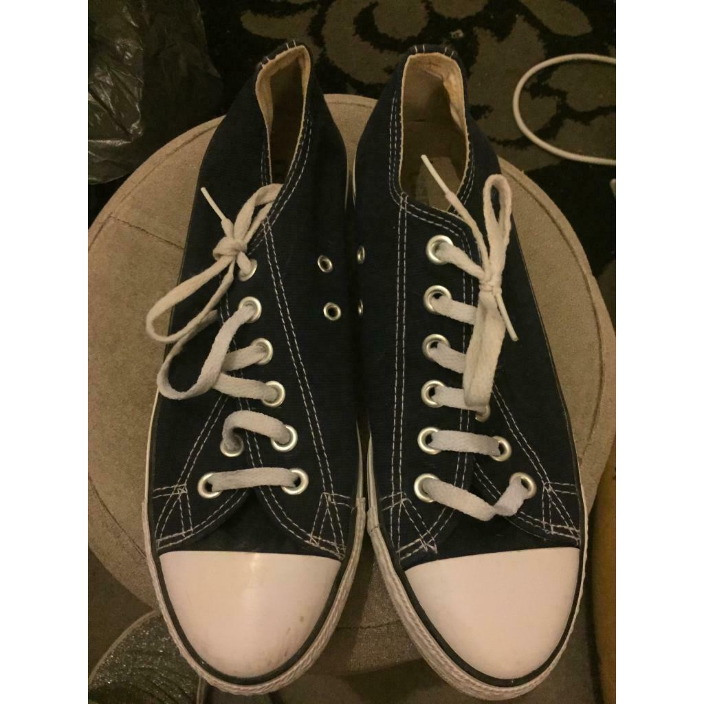 Converse Shoes (Size 6) Gumtree
