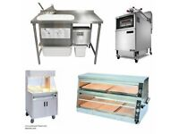 HENNY PENNY - FRIED CHICKEN SHOP PACKAGE - CHICKEN SHOP EQUIPMENT - 6 X ITEMS & FREE UK DELIVERY