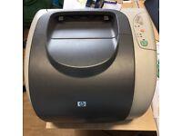 HP Colour Laser Printer 2550n - good working order - Bolton