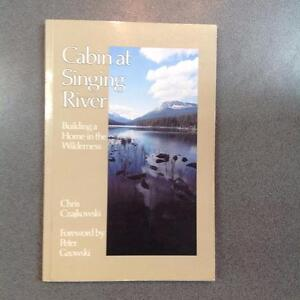 Used Book - Cabin at Singing River, Chris Czajkowski (sku: NDS5ZQ)