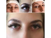 Eyelash Extensions and 20% Off on Microblading in Chelsea