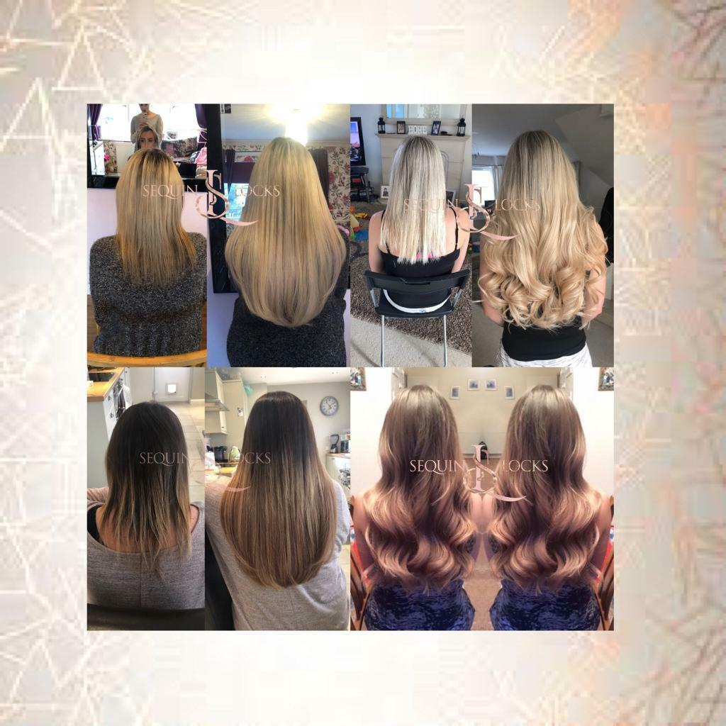 Sequin Locks Hair Extensions Mobile Finance Available
