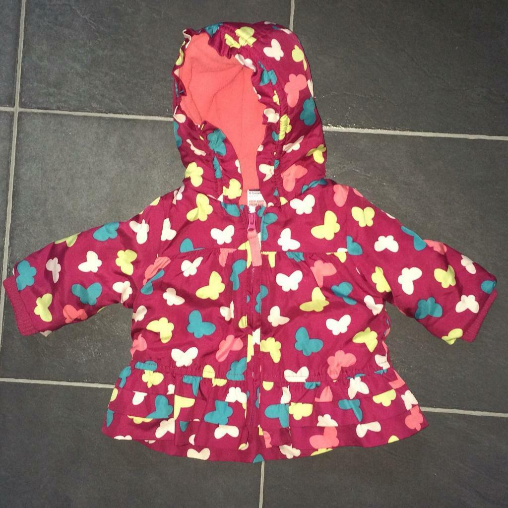 0-3 month butterfly coat
