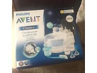 Philips avent microwavable steriliser