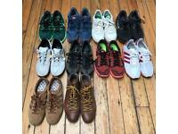 Nike and Adidas Trainers all size 8 and 8.5