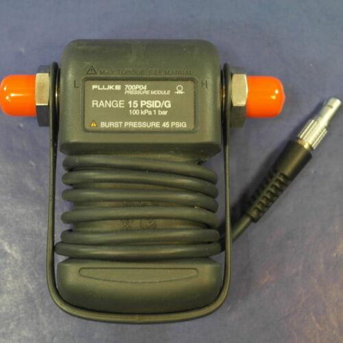 New Fluke 700P04 Pressure Module 700 P04!