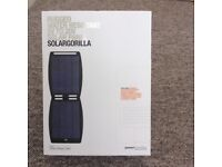 Solargorilla for charging devices off grid